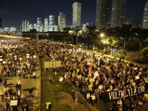 Rio-protests